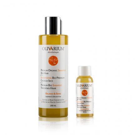 Premium Organic Shampoo for Dry Hair - Shampooing bio premium cheveux secs - Premium Bio Shampoo trockene Haare