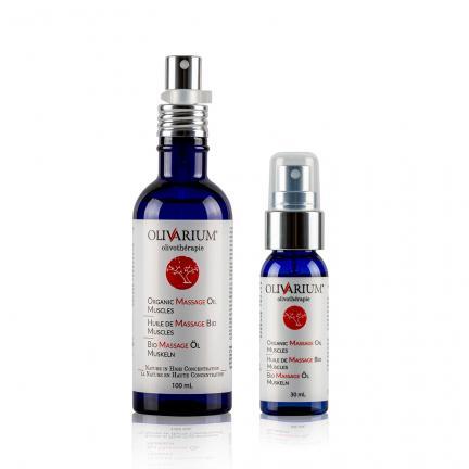 muscles massage oils
