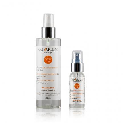 organic leave-in conditioner dry hair, conditionneur sans rinçage bio cheveux secs, bio leave-in haarpflege trockene haare