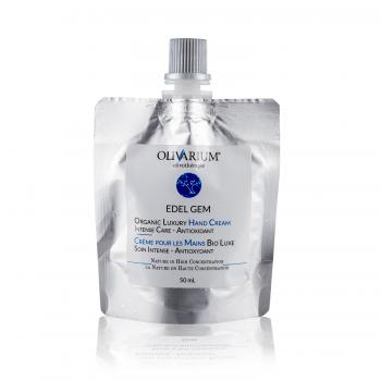organic hand cream - creme main bio - bio handcreme